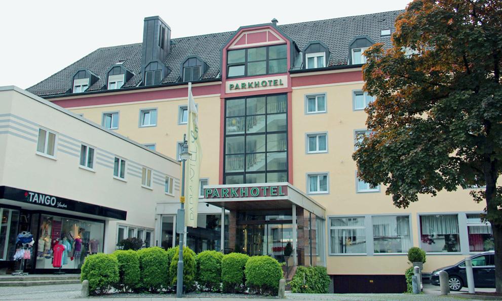 Park Hotel Rosenheim Germany